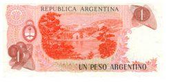 1 peso Argentina