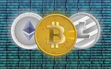 3 stora kryptovalutor