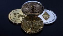 4 olika kryptovalutor