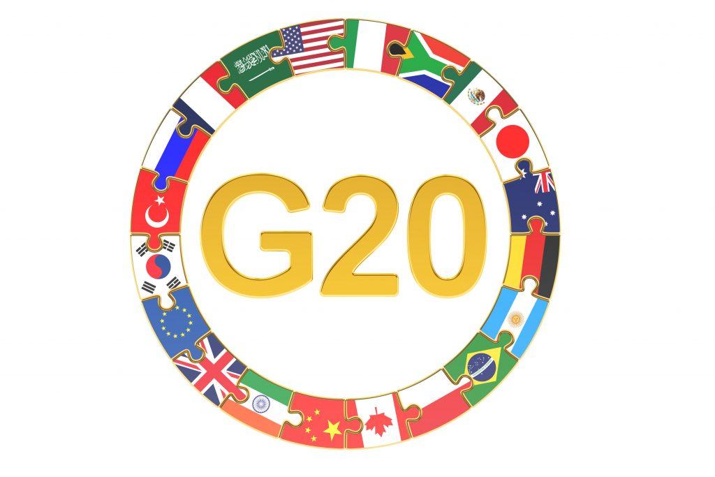G20 möte i Bali