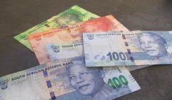 Sydafrika's rand