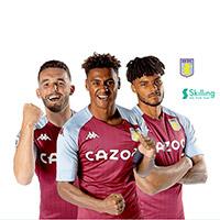 3 Aston Villa spelare