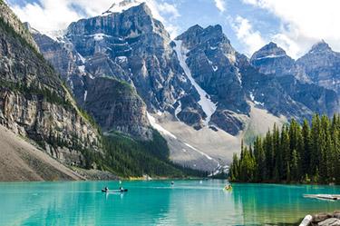 Berg i Kanada