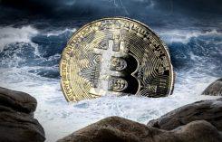 bitcoin era sjunkande skepp