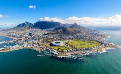 Utsikt över Kapstaden