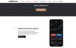 Enkel trading genom Capital