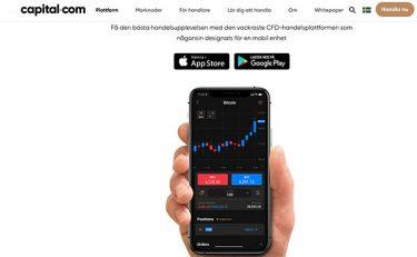 Capital mobil app