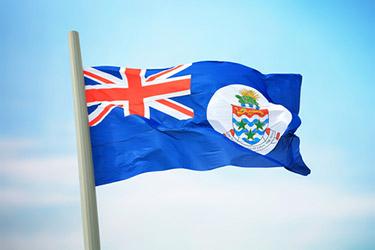 cayman island flagga