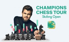 champions chess tour: skilling open