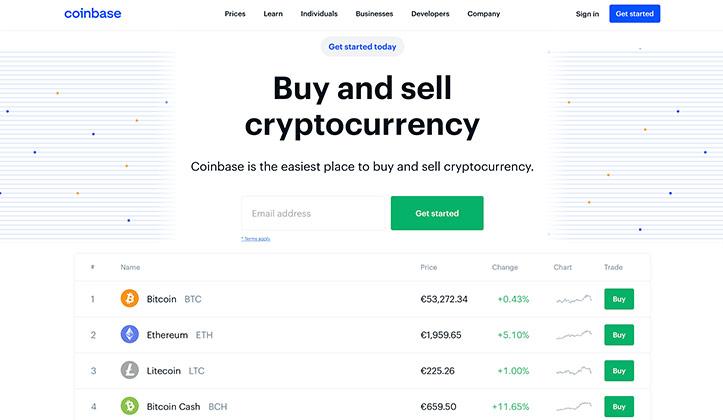 Nyheter om Coinbase