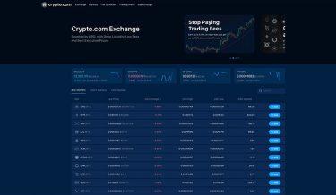 crypto.com tradingplattform