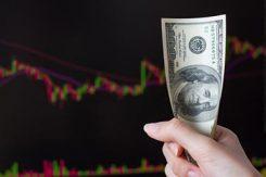 Valutatrading med dollar