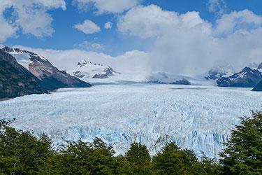 El Calafate glaciär