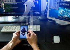 ETH: Trading från mobil