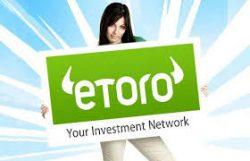 social trading med etoro