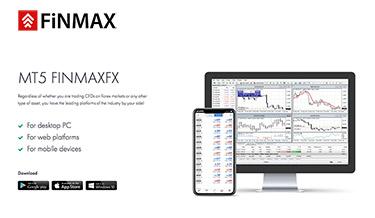 Finmax mobilplattform data