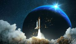 Flygande raketer
