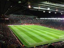 Fotbollsplan i Storbritannien