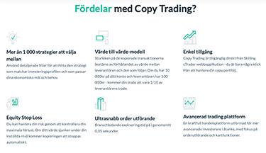 Fördelar med copy trading
