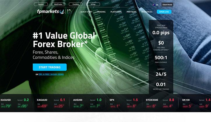 Nyheter om FP Markets