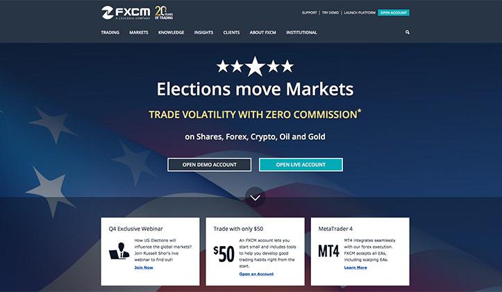 Nyheter om FXCM