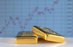 Guld uppgång i grafen