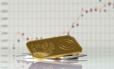 Guldpriset ökar