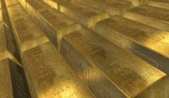 Guldtackor på rad