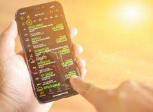 Handla guld på mobilen