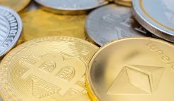 Kryptovalutor - mynt