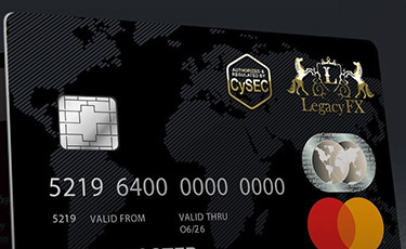 Legacy Fx VIP mastercard