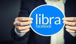 Libra logo med en hand