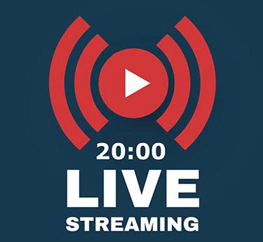 Live stream från en traders hem