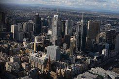 Skyskrapor i Melbourne