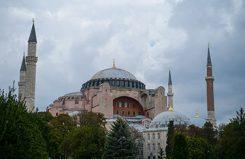 Moske i Istanbul