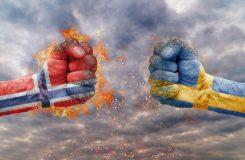 Norsk och svensk knytnäve