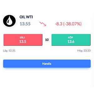 Olja WTI