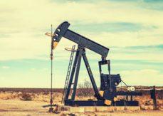 Oljepump i Texas, USA
