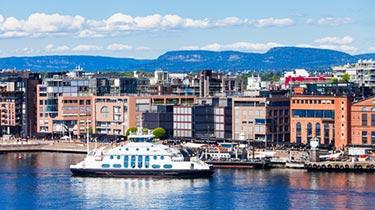 Oslo - Aker brygge