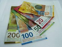 Pengar i Schweiz