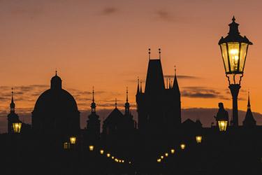 Prag: Siluette