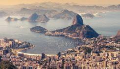 Rio De Janeiro - Havsutsikt