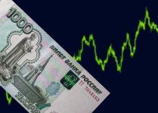 Rysk rubel trading