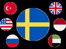 Bra semesterländer för svenskar 2021