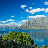 Sjö i Nya Zeeland