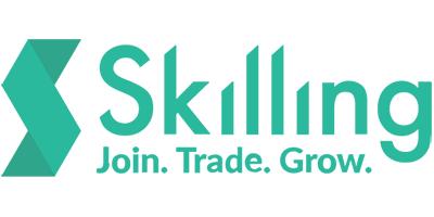 Skilling's nya logotyp