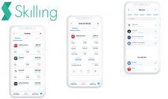Skilling's mobila utseende