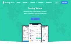 Skilling erbjuder trading på ett enkelt vis