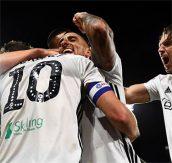 Skilling Trading: Nummer 10 hos Fulham FC