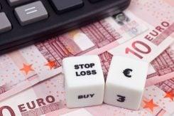 Hantera stop loss för valutahandel
